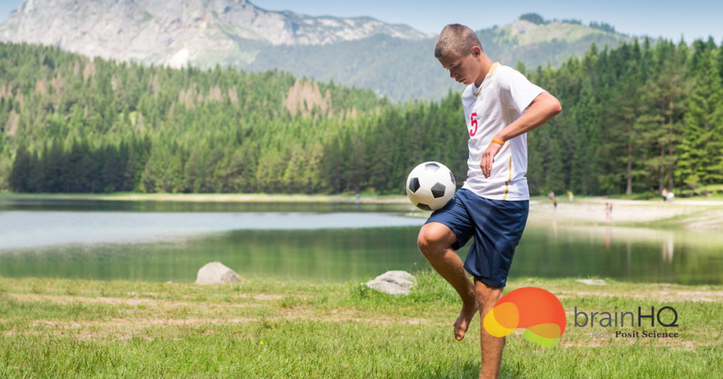 Soccer, Juggling, and Plasticity