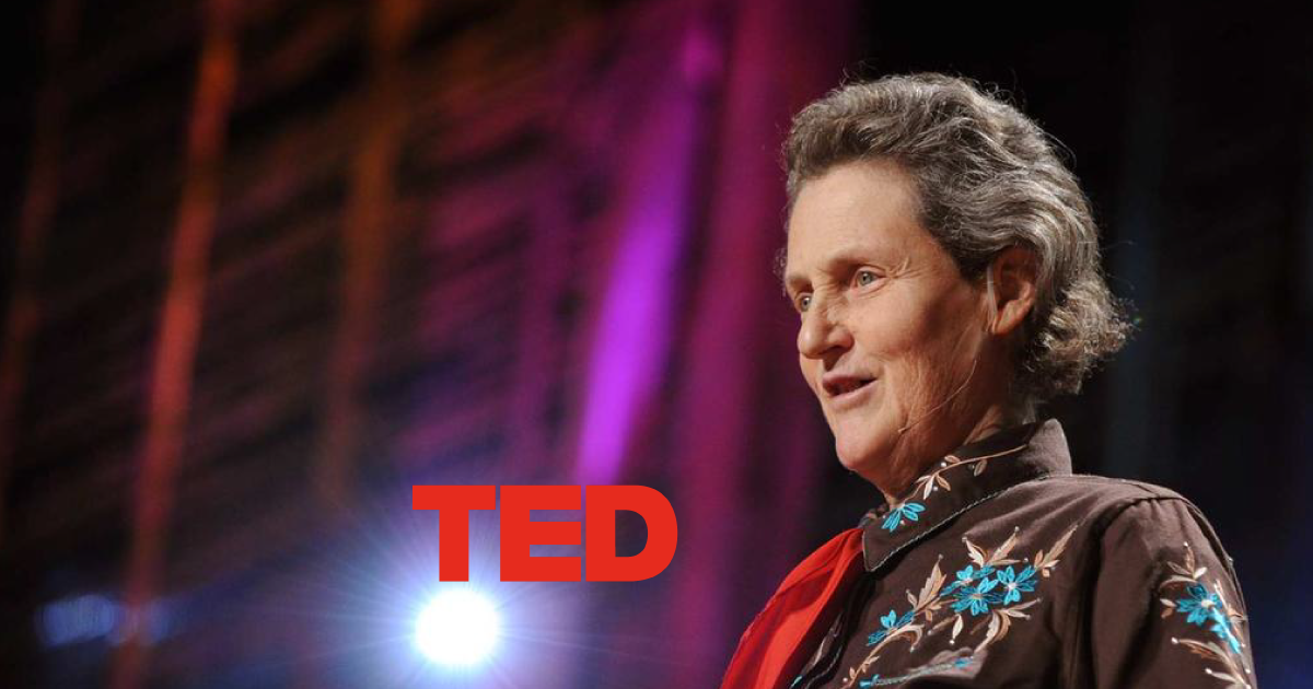 Temple Grandin: The World Needs All Kinds of Minds