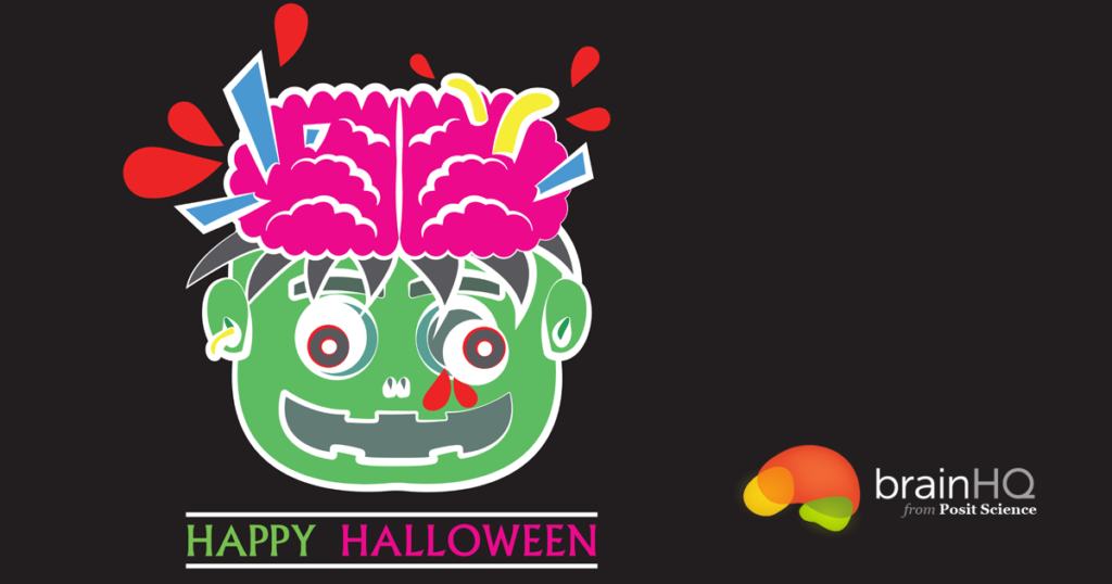The Zombie Brain (In Honor of Halloween)