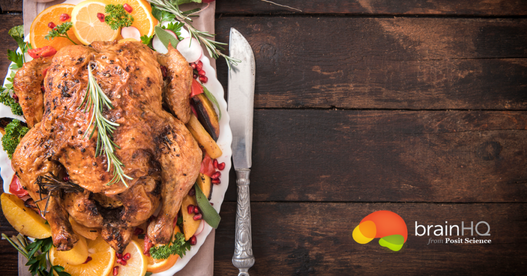 Bringing Brain Health To Your Thanksgiving Table