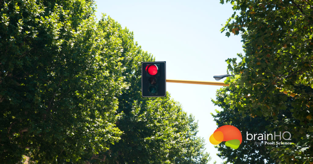 Why Would An Older Driver Run A Red Light?