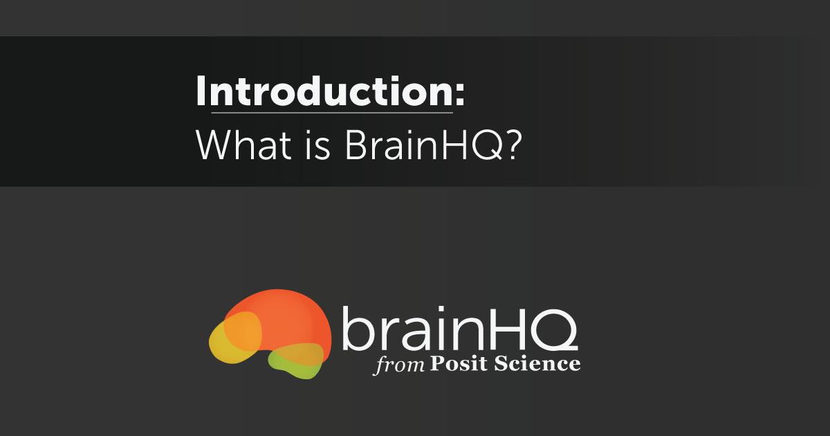 What is BrainHQ?