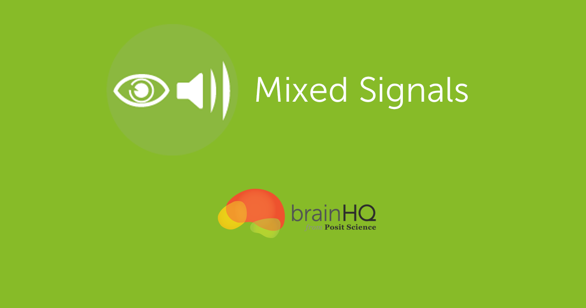 Studies Send Mixed Messages On >> Mixed Signals Brainhq From Posit Science