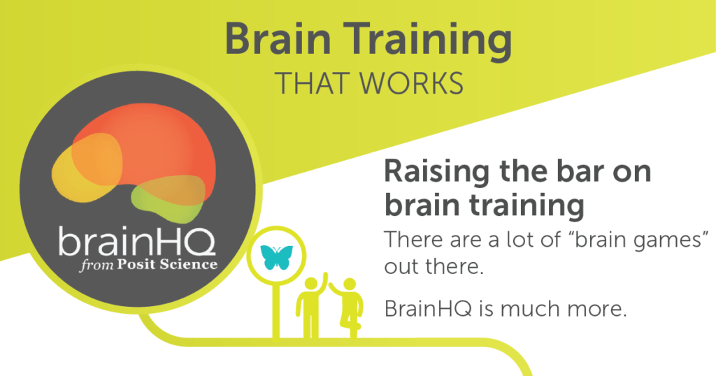 BrainHQ provides many real-world benefits