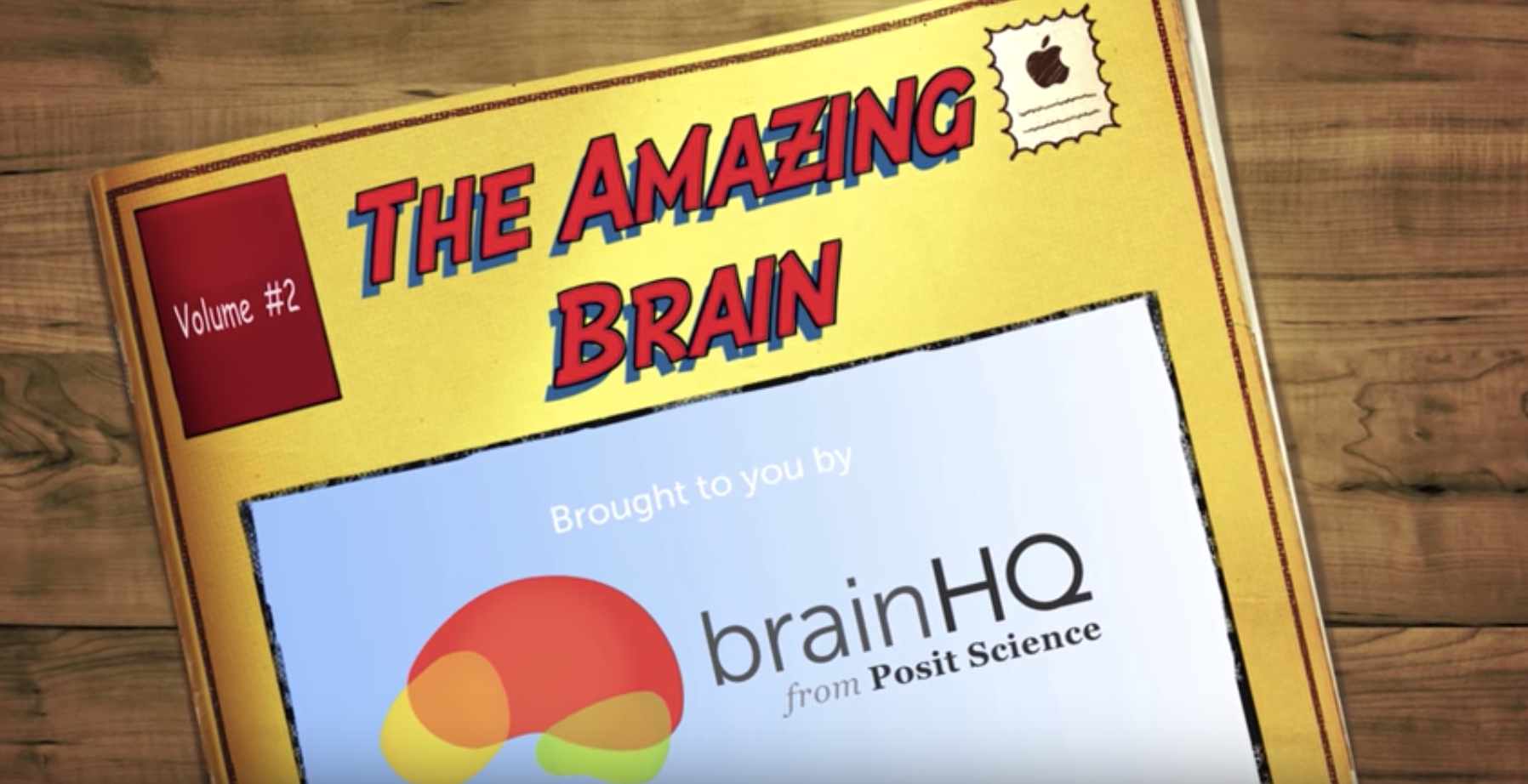 The Amazing Brain, Volume 2: Physical Exercise and the Brain