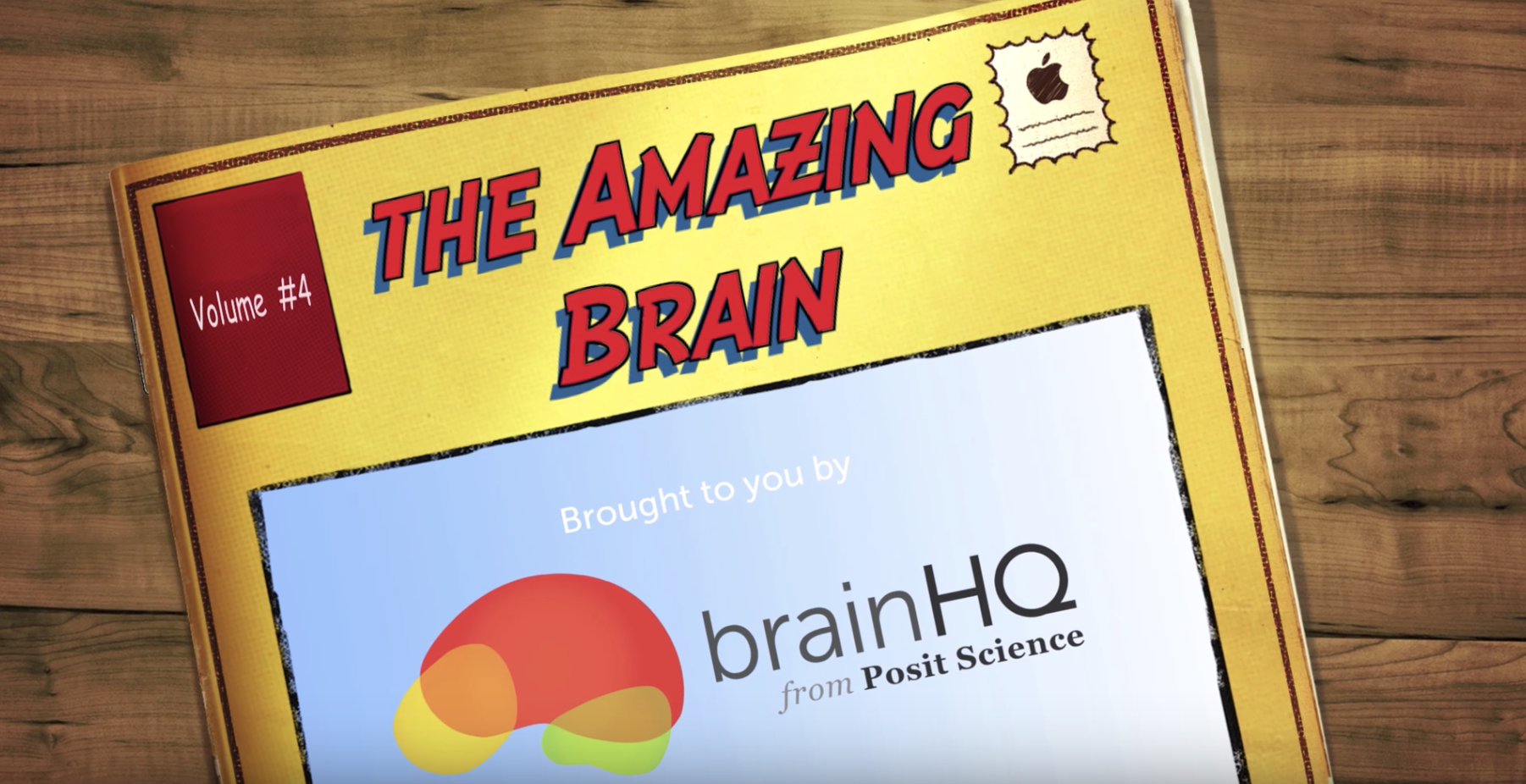 The Amazing Brain, Volume 4: To improve your hearing, turn the volume DOWN?