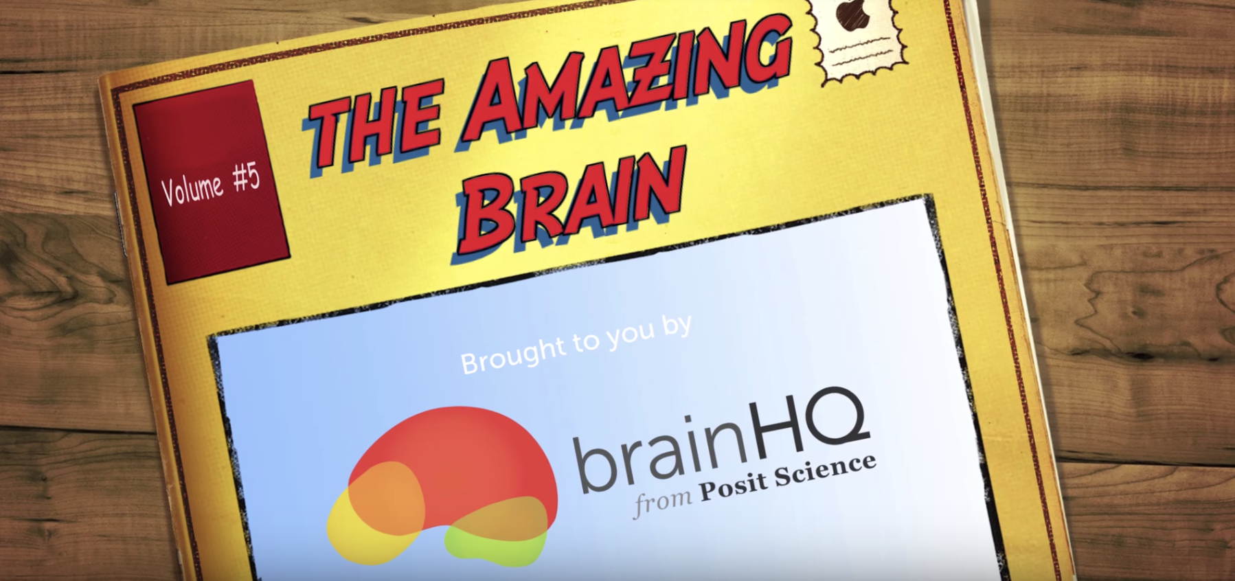 The Amazing Brain, Volume 5: Is Memory Loss an Inevitable Part of Aging?