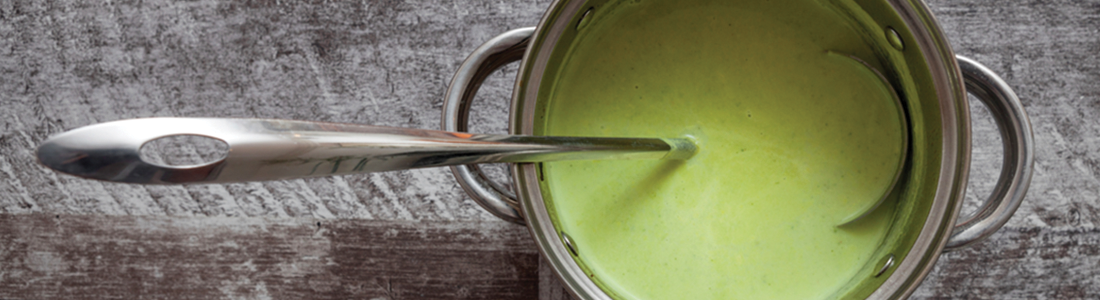 Broccoli Kale Soup