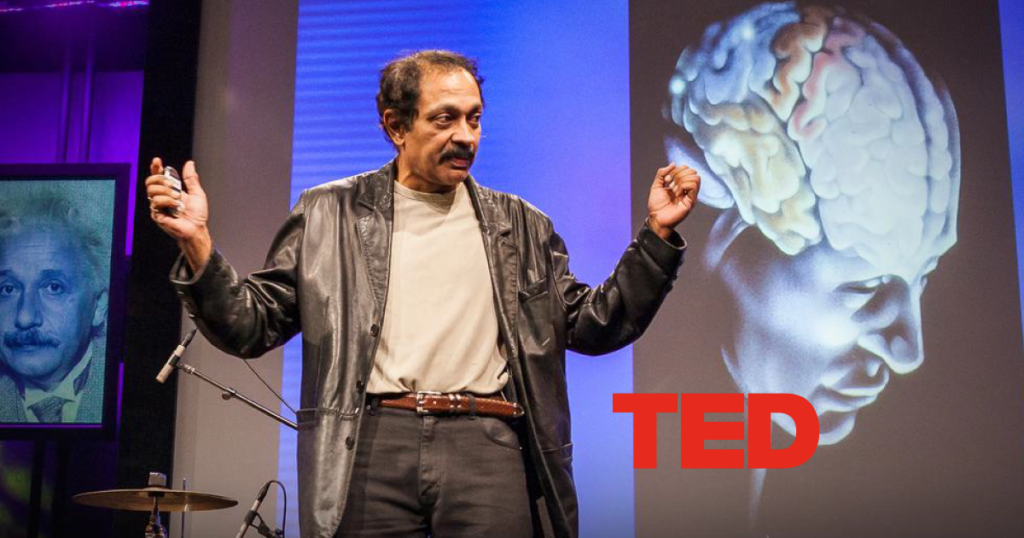 Daily TED Talk – Vilayanur Ramachandran on Your Mind