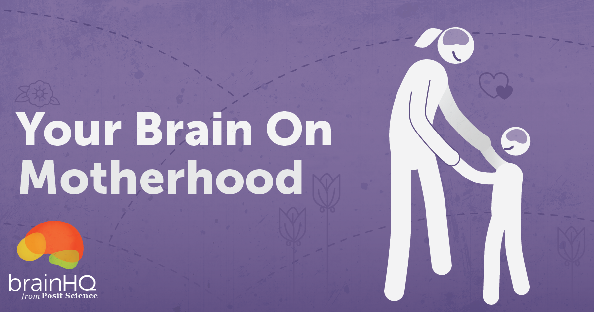 Your Brain on Motherhood