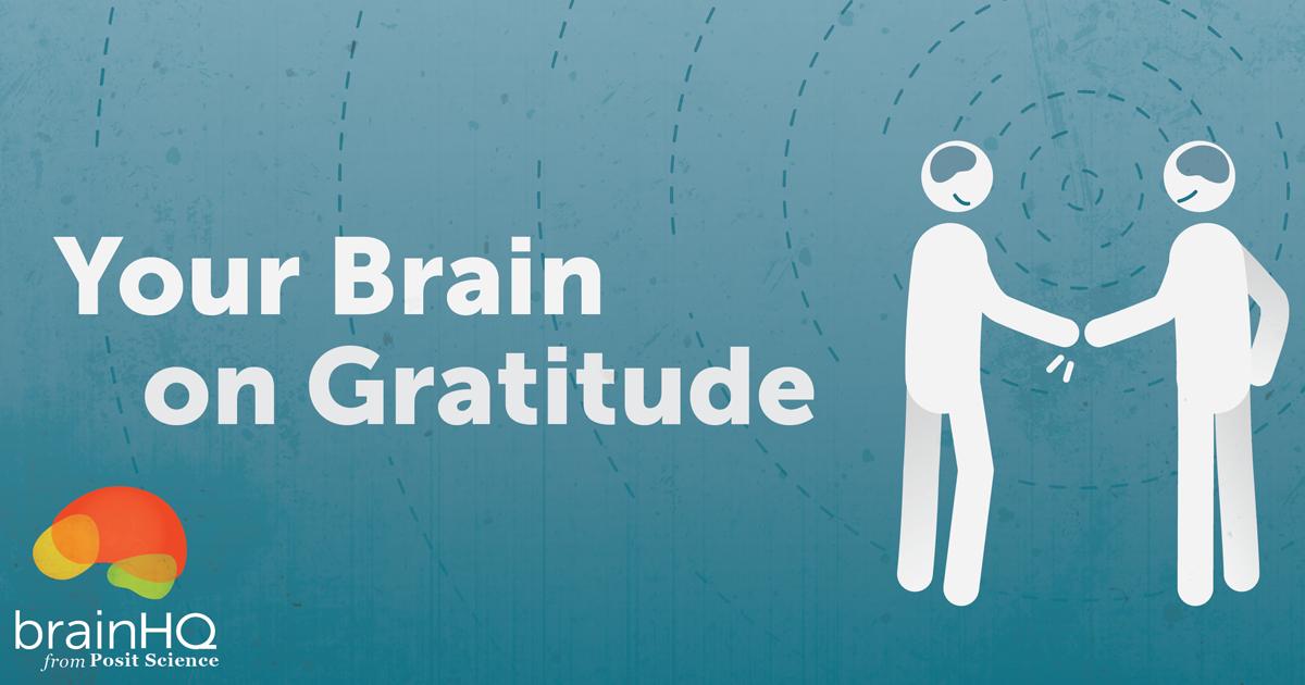 Your Brain on Gratitude