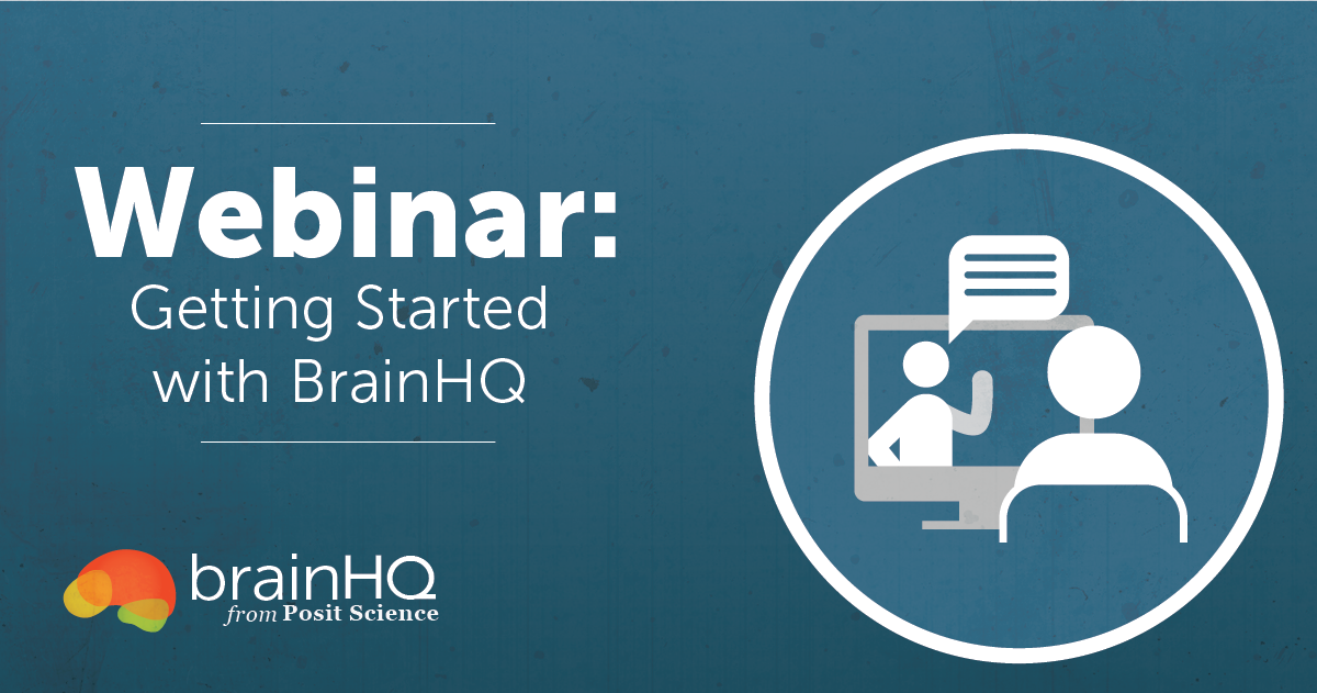 Getting Started with BrainHQ