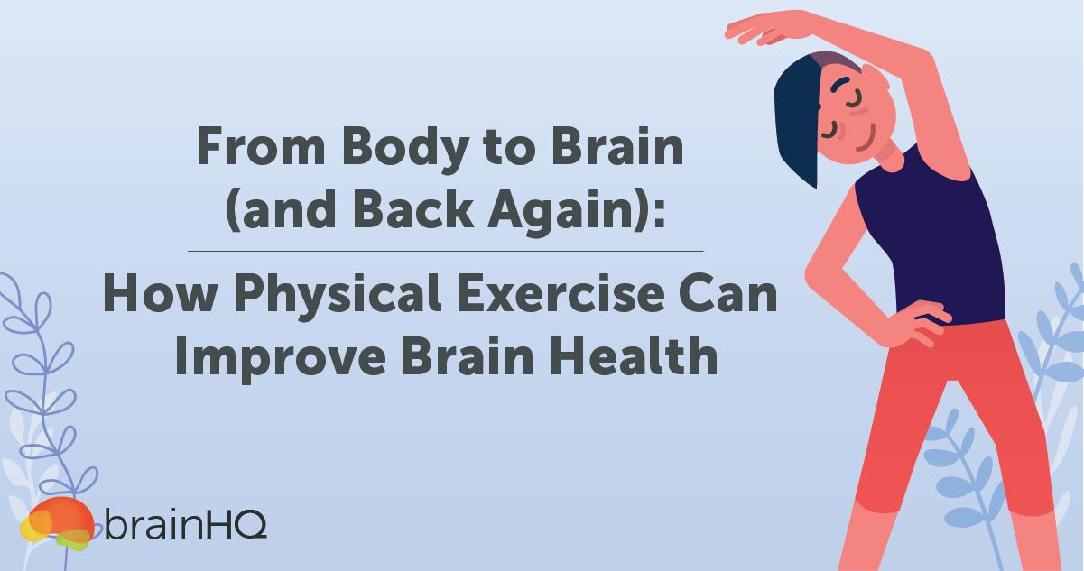 BrainHQ Academy: How Physical Exercise Can Improve Brain Health